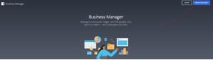 Facebook Business Manager for bedrifter
